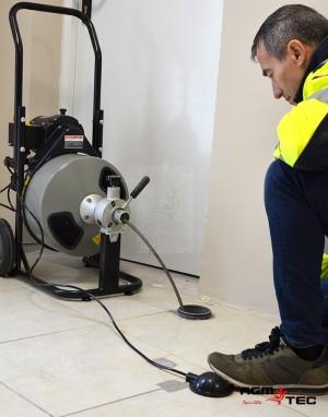 Tubiclean® 390AF - Déboucheur de canalisations